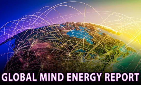 Global Mind Energy Report: Impact of Mass Meditations HIGH Today - October 10th, 2017