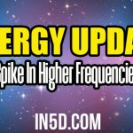 Energy Update – Spike In Higher Frequencies
