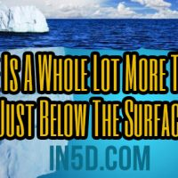 There Is A Whole Lot More To You, Just Below The Surface