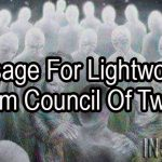 Message For Lightworkers From Council Of Twelve