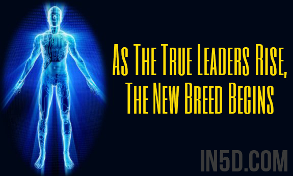 As The True Leaders Rise, The New Breed Begins