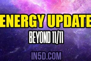 Energy Update BEYOND 11/11