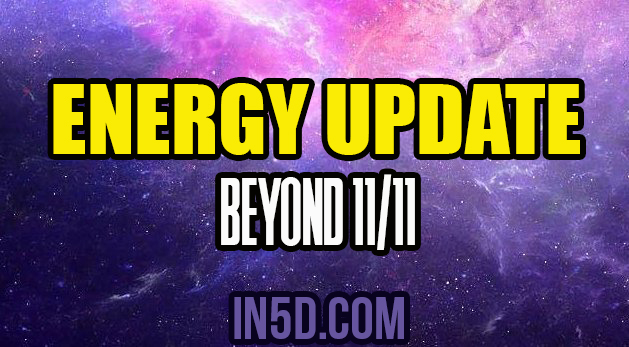 Energy Update BEYOND 11/11