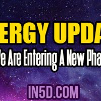 Energy Update – We Are Entering A New Phase