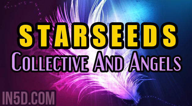 Starseeds: Collective And Angels