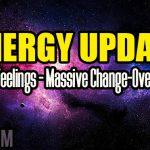 Energy Update – Isolation Feelings – Massive Change-Over Energies