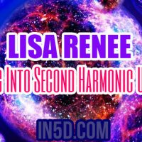 LisA Renee – Shifting Into Second Harmonic Universe