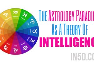 The Astrology Paradigm As A Theory Of Intelligence