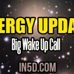 Energy Update – Big Wake Up Call