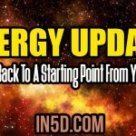 Energy Update – Coming Back To A Starting Point From Years Ago!