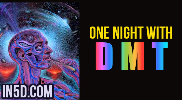 One Night With DMT - My Experience