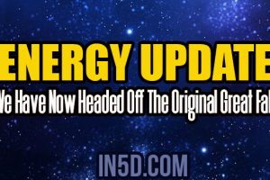 Energy Update – We Have Now Headed Off The Original Great Fall!