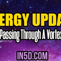Energy Update – Passing Through A Vortex