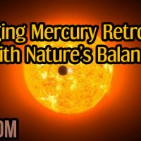Managing Mercury Retrograde With Nature's Balance