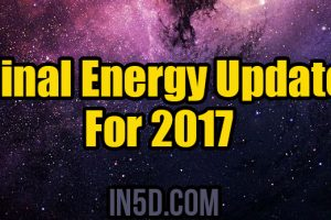Final Energy Update For 2017