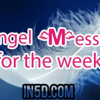 Angel Message For The Week #57