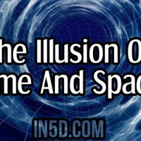 The Illusion Of Time And Space