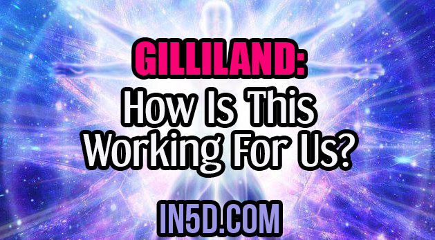 Gilliland: We Have To Ask Ourselves: How Is This Working For Us?