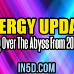 Energy Update – Crossing Over The Abyss From 2017 To 2018