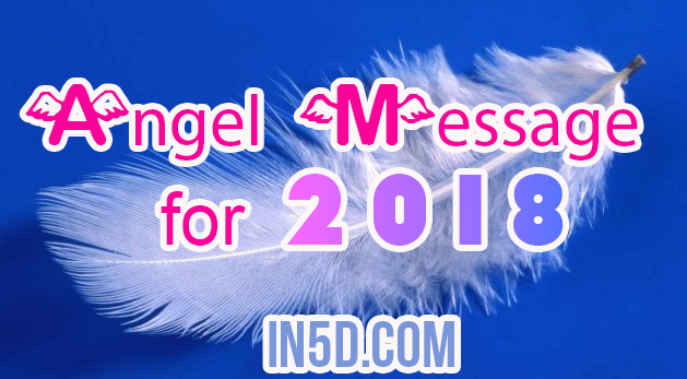 Angel Message For 2018