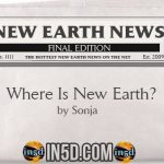 New Earth News – Where Is New Earth?