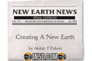 New Earth News – Creating A New Earth