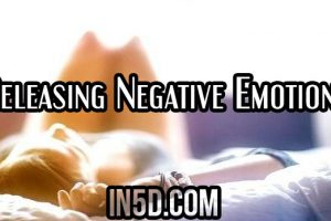 Releasing Negative Emotions