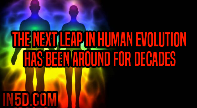 The Next Leap In Human Evolution Has Been Around For Decades