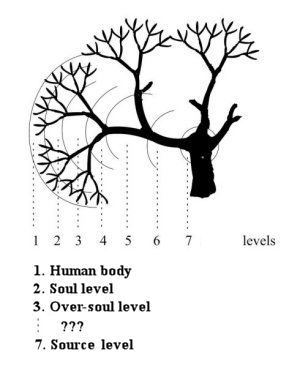 The Multidimensional Self: The Soul, OverSoul, And Beyond