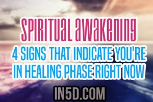 Spiritual Awakening: 4 Signs That Indicate You're In Healing Phase Right Now