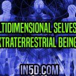 Multidimensional Selves Or Extraterrestrial Beings?
