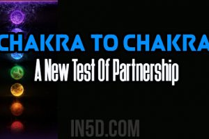 Chakra To Chakra: A New Test Of Partnership