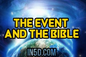 The Event And The Bible