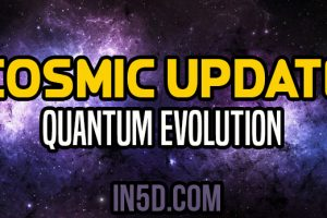 Cosmic Update – Quantum Evolution