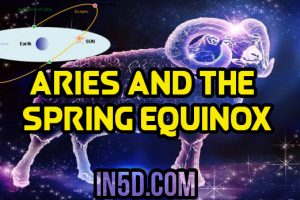 Aries And The Spring Equinox