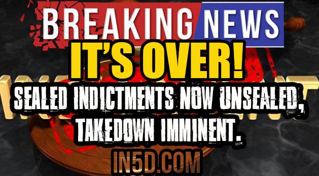 David Seaman Sealed Indictments Now Unsealed Takedown
