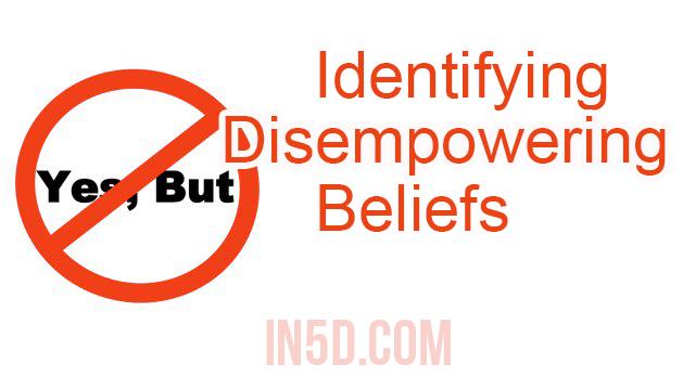Identifying Disempowering Beliefs