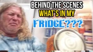 In5D's Gregg Prescott Behind The Scenes - WHAT'S IN MY FRIDGE???