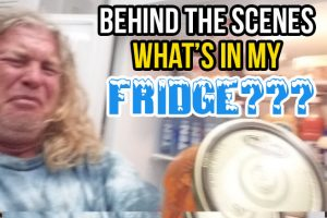 In5D's Gregg Prescott Behind The Scenes – WHAT'S IN MY FRIDGE???