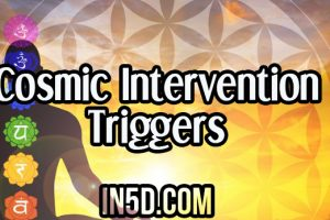 Cosmic Intervention Triggers