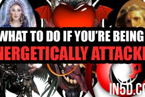 What To Do If You're Being Psychically Or Energetically Attacked