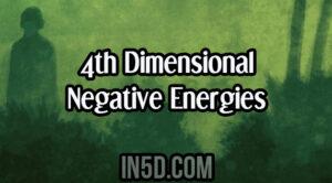 4th Dimensional Negative Energies
