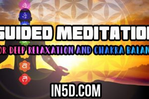 Guided Meditation For Deep Relaxation And Chakra Balance