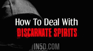 James Gilliland - How To Deal With Discarnate Spirits