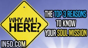 The Top 3 Reasons To Know Your Soul Mission