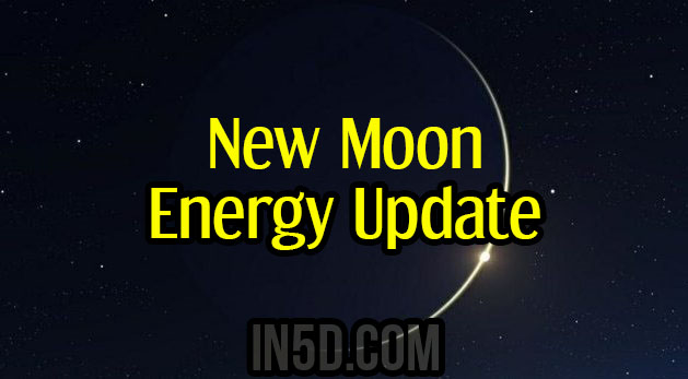 New Moon Energy Update