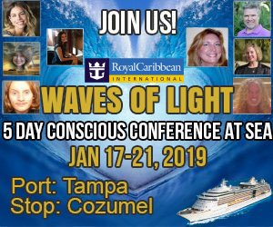 waves of light consciousness cruise