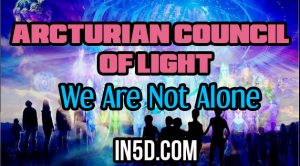 Message From The Arcturian Council Of Light - We Are Not Alone
