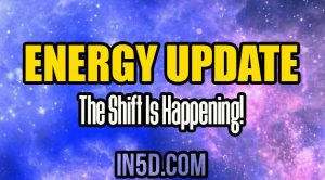 Energy Update - The Shift Is Happening!