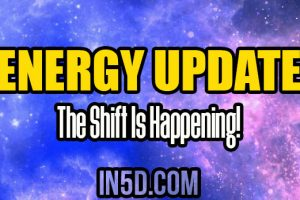 Energy Update – The Shift Is Happening!
